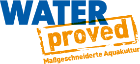 WATER proved Logo